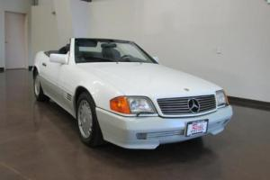 1992 Mercedes-Benz 500-Series SL500 HARDTOP CONVERTIBLE