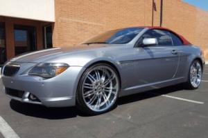 2004 BMW 6-Series CV