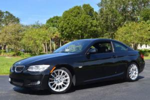 2012 BMW 3-Series 328i Coupe W/M Sport and Premium Packages
