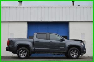 2016 Chevrolet Colorado Z71 Crew Cab 4X4 4WD Navigation OnStar More Save