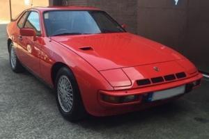 1982 Porsche 924 Turbo Photo
