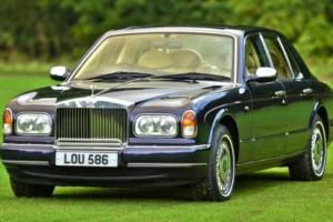 1998 Rolls Royce Silver Seraph Photo
