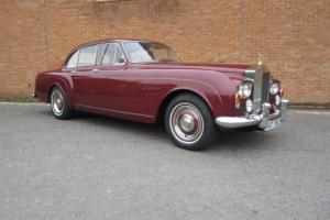 1965 ROLLS ROYCE SILVER CLOUD III FLYING SPUR BY MULLINER PARK WARD