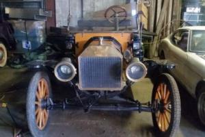1913 Ford Model T Photo