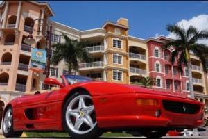 1999 Ferrari 355 F1 Spider Photo