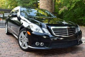 2010 Mercedes-Benz E-Class AMG PACKAGE-EDITION