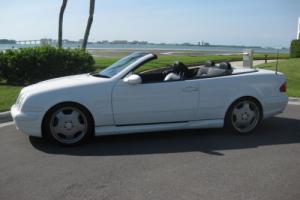 2002 Mercedes-Benz CLK-Class 55AMG