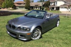 2005 BMW M3 Hard Top Included