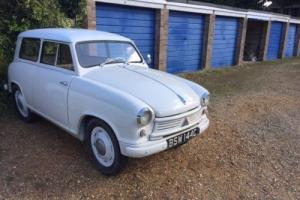 Lloyd LS 600 1958 MOT and TAX exempt - Last one in the UK
