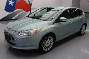 2013 Ford Focus ELECTRIC HATCHBACK NAV REAR CAM