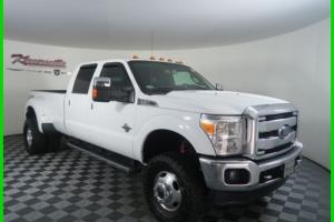 2013 Ford F-350 Lariat Dually 4WD 6.7L V8 Engine Crew Cab Truck