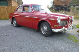 VOLVO 131 1968 RED WITH BLACK INTERIOR - WITH OVERDRIVE Photo