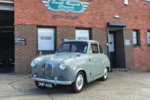 1955 Austin A30 Two door, 28000 miles, original registration number, MOT 09/17