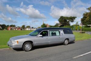 Cadillac Deville Superior Funeral Coach American Hearse 1998 R-Reg 95000 miles
