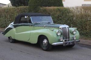 1950 DAIMLER DB18 BARKER SPECIAL SPORTS