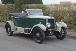 1928 MORRIS OXFORD EMPIRE TOURER