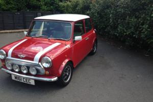 Classic Rover Mini Monte Carlo 1994  limited edition