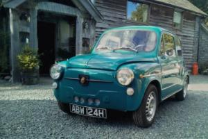 FIAT 600 Abarth Replica 1970 LHD -  500 - 125