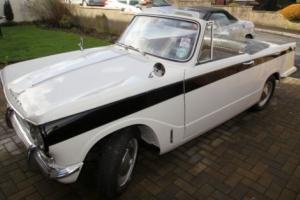 Triumph Vitesse 6 1962