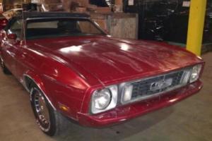 Mustang Convertible 1973 351 V8.