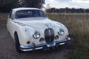 Beautiful Mk2 Jaguar Long MOT No advisories