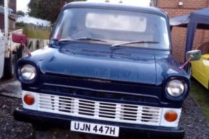 mk1 1970 transit v4 petrol