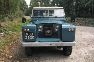 Land Rover Series 2A 1969 - Great example