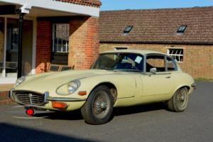 1971 Jaguar E-Type Series 3 V12 2+2