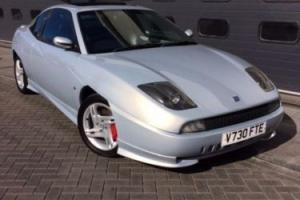 Fiat Coupe 20v Turbo Plus 6 Speed for Sale