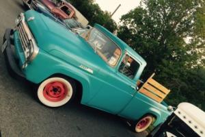 F100 1958 american pick up
