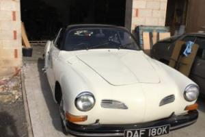 karmann ghia rhd coupe uk car must sell this week