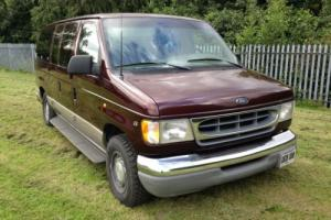 Ford Econoline E150 Chateau Dayvan 7 Seater BoogieBus Band Van