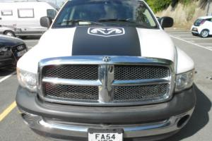 Dodge Ram 1500 Single Cab 3.7 V6 LPG 2005 2wd Photo
