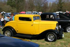 32 Ford Model B Hotrod Custom Photo