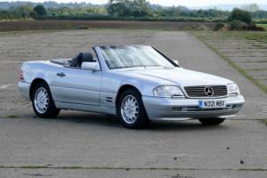 1996 Mercedes-Benz R129 SL500 - 24k Miles From New - 2 Owners - FSH Photo