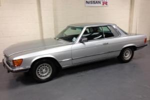 1980 V MERCEDES 450 SLC COUPE AUTO,ELECTRIC PACK,ALLOYS,RE TRIMMED INTERIOR,P/X Photo