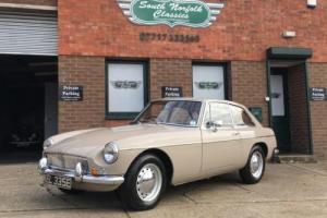 1967 MGB GT MK 1, Sandy Beige, 3 owners, stunning example, matching numbers car