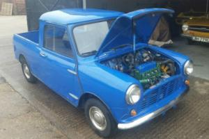 1978 MINI 850 PICKUP, ONE FORMER OWNER, 33,000 MILES