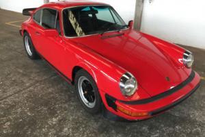 PORSCHE 911S 1977 COUPE  THIS CAR NOW SOLD