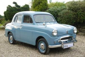 1955 Standard 8 Deluxe. Last Owner for 15 Years. 948cc.