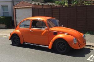 classic VW beetle 1971 Volkswagen