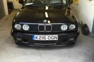 BMW E30 325i CONVERTIBLE M-TECH II