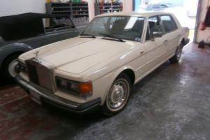 classic car Rolls Royce Silver Spirit Photo