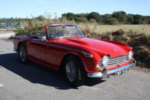Triumph TR4A 1965