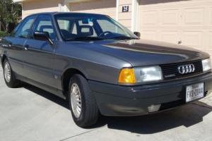 1988 Audi 80 Photo