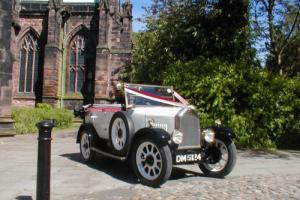 1926 Swift open-top 4 seat tourer