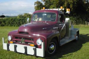 1953 International Tow Truck