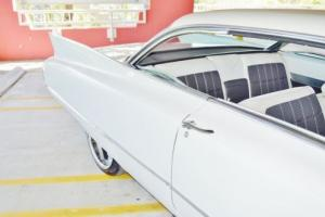 1960 Cadillac DeVille HOT ROD / LOWERD AND STANCED / LOADED