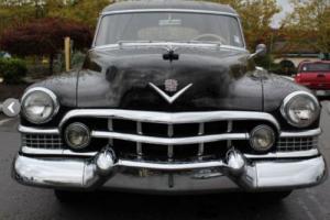1951 Cadillac fleetwood limousine