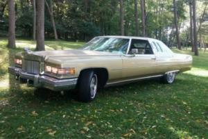 1976 Cadillac El Deora Coupe D Ville